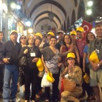 Guided Tours with Nilufer Mama of Millenium Travel