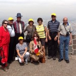 San Cristobal Hill, Santiago, Chile Guided Tours with Nilufer Mama of Millenium Travel