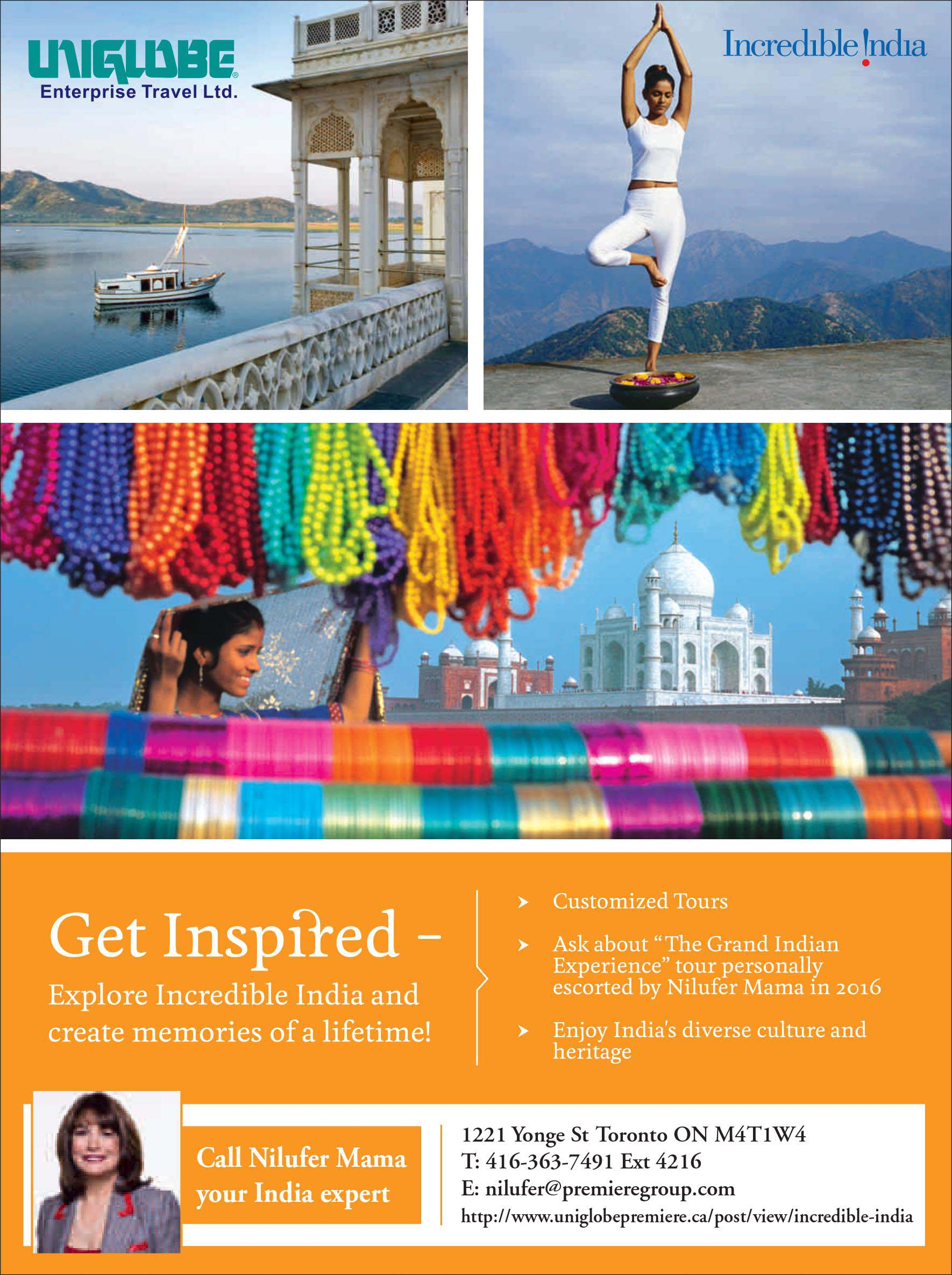 Incredible India Travel Agency