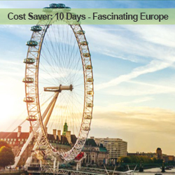 10 Days Fascinating Europe