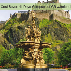 11 Days Glimpses of Great Britain with Ireland