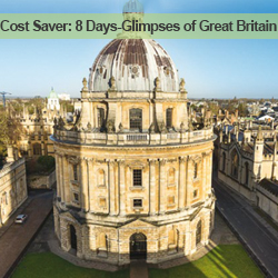 8 Days Glimpses of Great Britain
