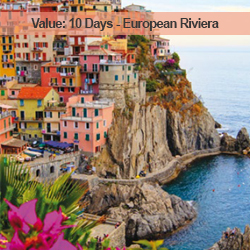 10 Days European Riviera