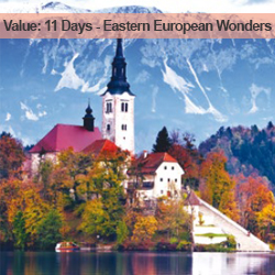 11 Days Eastern European Wonders