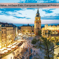 14 Days Eastern European Wonders with Poland
